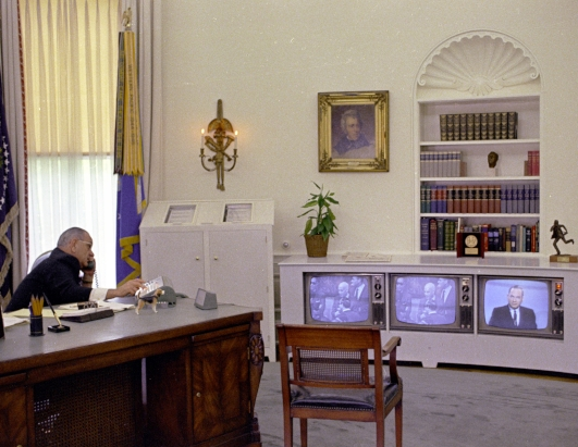 lbj oval office. Lyndon B. Johnson\u0027s Oval Office Lbj
